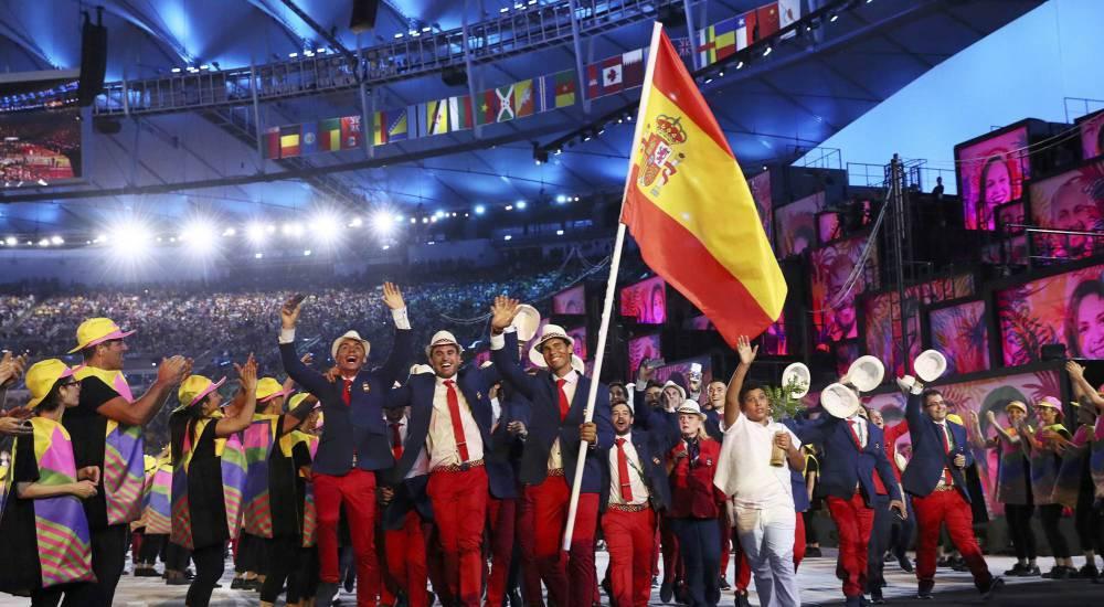 Extremamente Inauguración de los Juegos Olímpicos Río 2016 en vivo y en directo  LM18