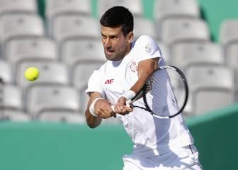 Djokovic, con Zimonjic, inicia con éxito su andadura en Río