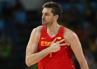 España vs Brasil en directo online: Baloncesto en Juegos Olímpicos Río 2016