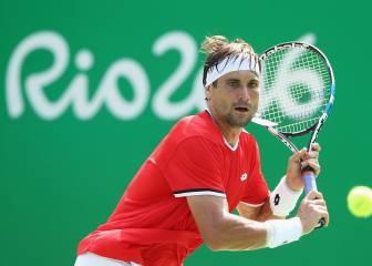 Ferrer deja escapar dos bolas de partido ante Donskoy