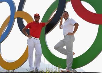 Sergio García y Cabrera Bello sueñan con medalla