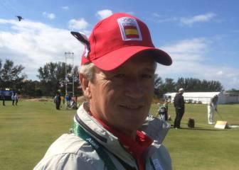 Los golfistas recuerdan a Severiano Ballesteros