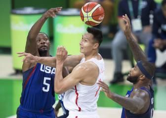 USA vs Serbia en directo online: Baloncesto Juegos Olímpicos Río