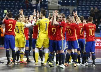 España inicia en Las Rozas el camino hacia su tercer Mundial