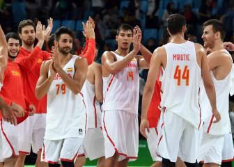 El 1x1 de España: Pau Gasol resurgió y con él, la Selección