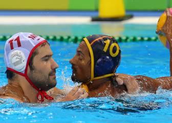 España-Serbia en cuartos tras empatar con Montenegro
