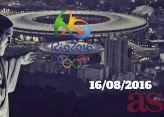 Juegos Olímpicos Río 2016 en directo online: martes