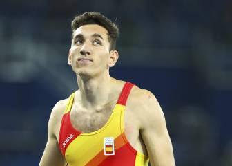 Sergio Fernández: récord de España (48.87) pero sin final