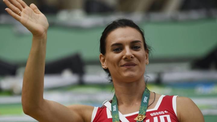 Isinbayeva anunciará el viernes en Río su retirada definitiva
