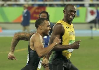 El uno por uno de la final de 200: Bolt, De Grasse, Lemaitre...