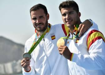 Craviotto y Toro, medalla de oro