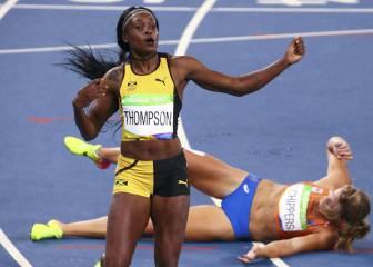 Elaine Thompson y Bolt vuelan, Neymar golea y Kaori Icho sigue invicta