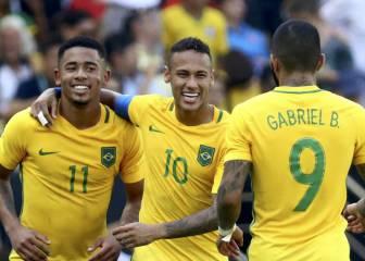 Cómo y dónde ver la final Brasil vs Alemania de fútbol Juegos Olímpicos: Horarios y TV online