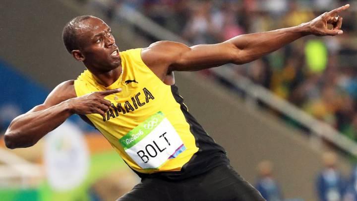 Usain Bolt arrasa en 200 y ya es leyenda: ocho oros olímpicos