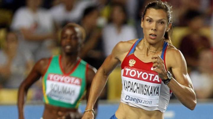 El COI descalifica a tres atletas rusos tras analizar sus muestras