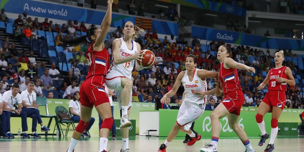 Sigue el España vs USA en directo y en vivo online, final del baloncesto femenino de los Juegos Olímpicos de Río 2016, hoy, 20/08/2016 en As.