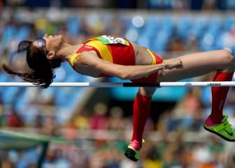 Ruth Beitia buscará hoy la medalla que le falta