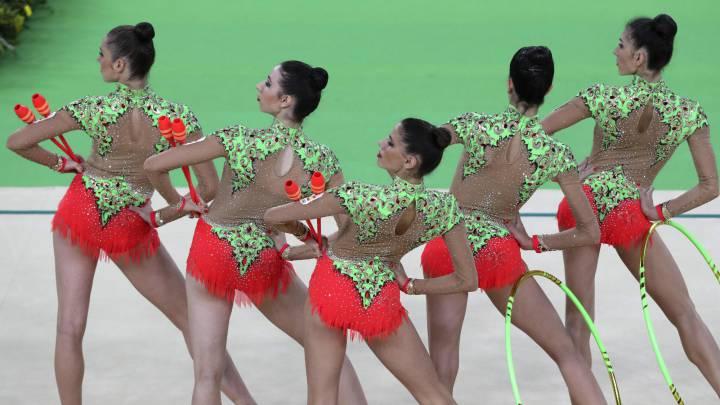 Samba y flamenco para una actuación que apunta al oro