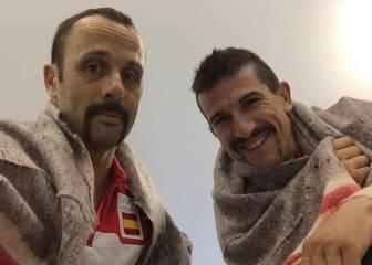 Peter Sagan y los 'mexican moustache' de España
