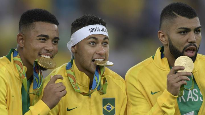 Neymar entierra el Maracanazo