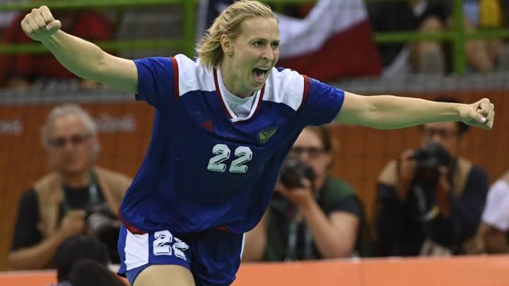 Rusia conquista el oro en el balonmano tras batir a Francia