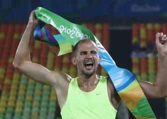 El ruso Lesun, campeón olímpico de pentatlón moderno
