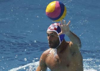 El español Xavi Garcia logra la plata con Croacia