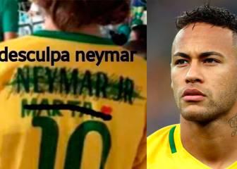 Neymar se harta de Brasil:
