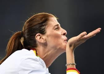 Ruth Beitia: la parlamentaria de las 14 medallas