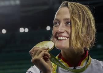 España, 17 medallas: iguala a Londres pero con 4 oros más