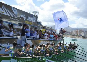 Hondarribia retoma el mando en la ACT en Castro Urdiales
