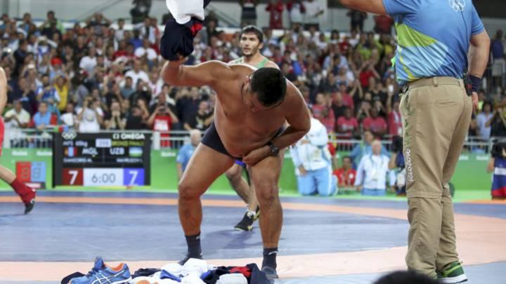 Las imágenes de los momentos más sorprendentes de Río 2016