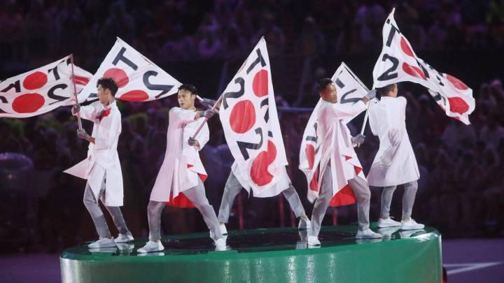 Tokio toma el relevo de Río con ilusión renovada