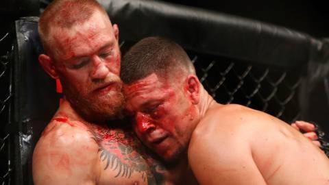 La sangrienta revancha de Conor McGregor que hace historia