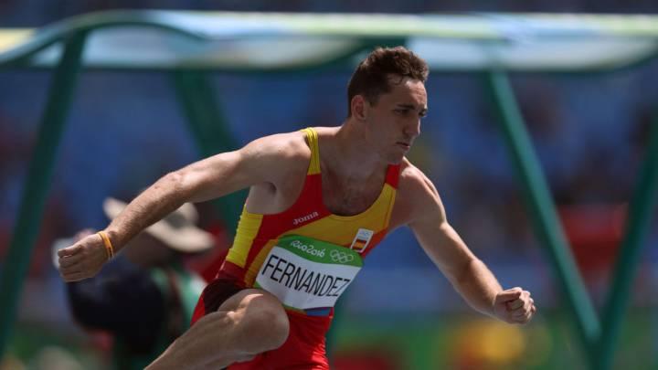 Sergio Fernández y Ortega persiguen los récords de España