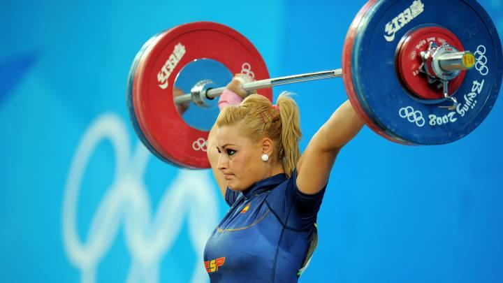Lydia Valentín también será plata en los Juegos de Pekín