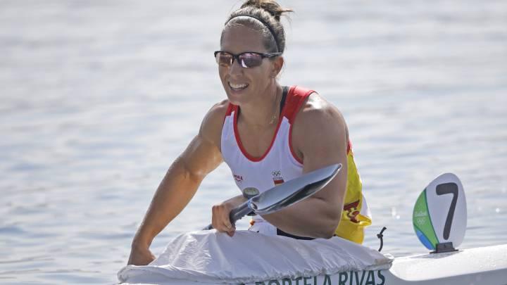 Teresa Portela no descarta competir en Tokio 2020