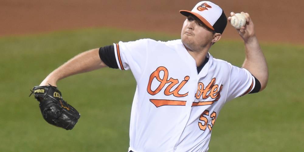 MLB | Grandes Ligas Zach Britton frena en seco a los Washington ...