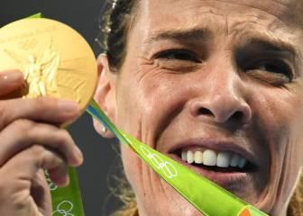 Ruth Beitia vuelve tras su oro para ganar la Diamond League