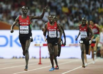 Detienen al secretario del Comité Olímpico keniano