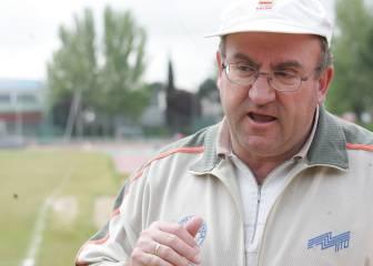 Carlos Burón renuncia a las elecciones a la RFEA