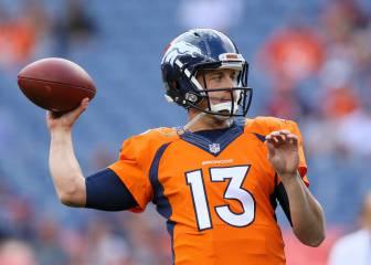 Trevor Siemian será el QB titular de los Broncos de Denver