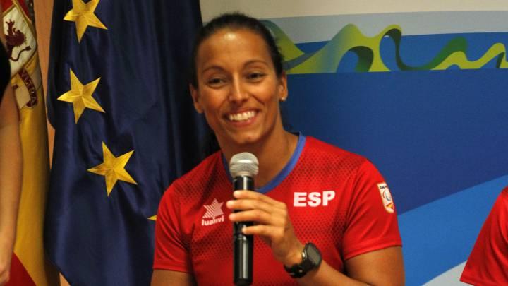 """Teresa Perales: """"En Río voy a jugar la baza de la experiencia"""""""