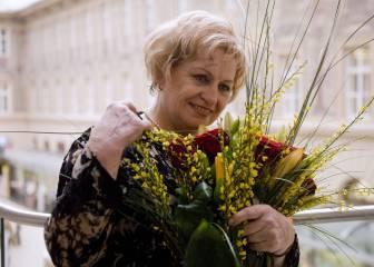 Muere Vera Caslavka, uno de los mitos de la gimnasia mundial