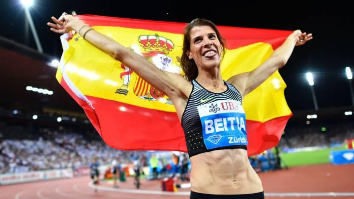 Ruth Beitia adorna su oro con su segunda Diamond League