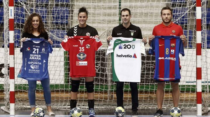Las Supercopas alzan el telón de las ligas en Pamplona