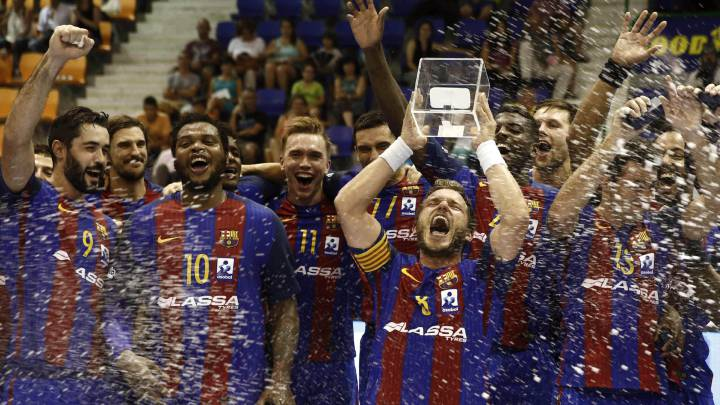 El nuevo Barcelona continúa su hegemonía en la Supercopa