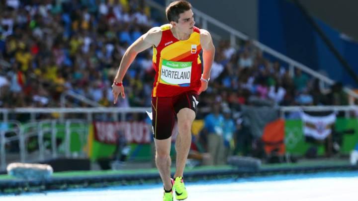 El deporte español, con Bruno Hortelano tras su accidente