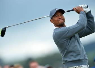 Tiger Woods vuelve en octubre tras más de un año sin jugar