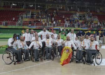 Las 31 medallas de los deportistas paralímpicos españoles en Río 2016